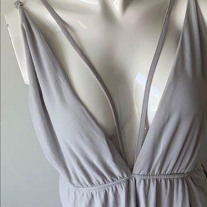 NWT Tobi maxi dress